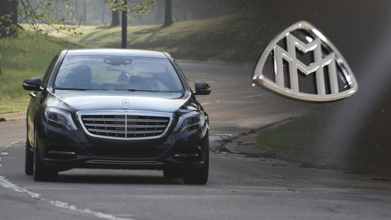 2016 mercedes-maybach s600 review - youtube