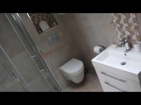 En Suite Bathroom Installation, Chesterfield  |  PK House