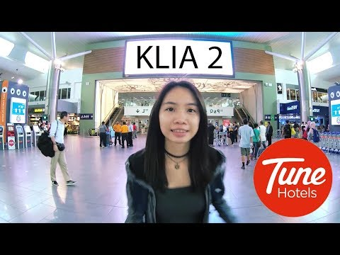 KLIA2 Tune Hotel, Why Was I There?