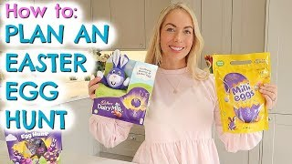 AD    HOW TO PLAN AN EASTER EGG HUNT