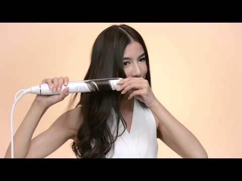 MoistureProtect 直髮器都可以夾出曲髮