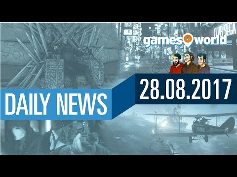 Game of Thrones von Bethesda, EA pfeift auf Profit, RBS Siege | Gamesworld Daily News - 28.08.2017