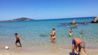 Lido di Orri' Tortoli Arbatax Sardegna Spiagge