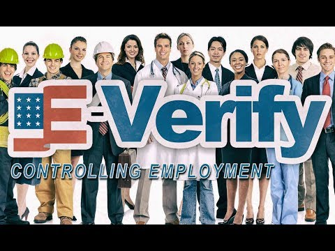 """GOP Offers """"Work Control"""" E-Verify Instead of Border Security"""