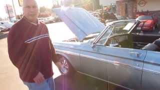 1965 Plymouth Belvedere Convertible 440 4 speed Walkaround