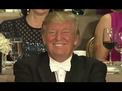 Trump, Clinton Best Punchlines From Al Smith Dinner