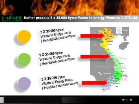 Lang Waste to Energy - Hafner propose new concept - Hospital  Industrial Vietnam 01 03 2015