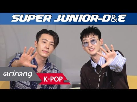 Pops in Seoul We are SUPER JUNIOR-D&E슈퍼주니어-D&E 동해&은혁  for &39;Danger땡겨&39;