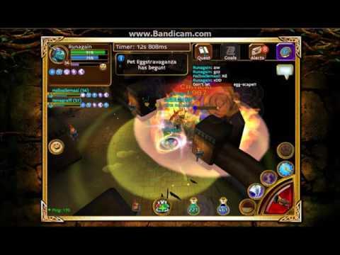 Arcane Legends I Egg Hunt Event I Arcane Drop!