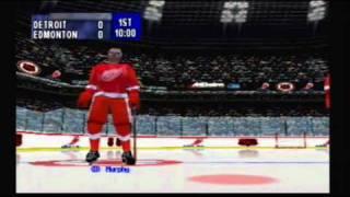 NHL Breakaway 98 Gameplay (Re-Upload)