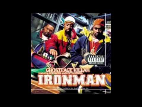 Ghostface Killah  Daytona 500 feat Raekwon & Cappadonna HD