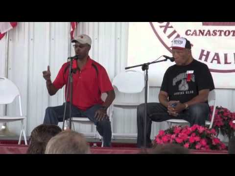 Referees Bayless & Steele Ringside Lecture from the IBHOF