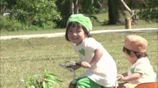 GREEN DA・KA・RA『グリーンダカラちゃんとムギちゃん~海~篇、~緑~篇 メイキングムービー』 thumbnail