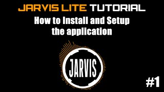 How to Install and Setup Jarvis Lite
