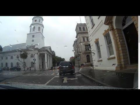Exploring Beautiful Charleston In The Rain