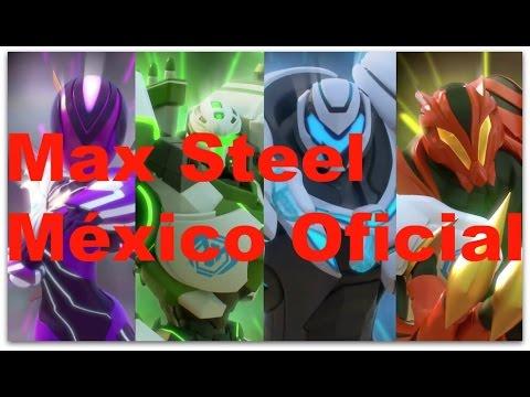 Max Steel Pelicula 4: Equipo Turbo En Español (Completa Max Steel En Español)