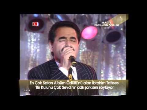 Kral Tv Müzik Ödülleri 1995  Part-4