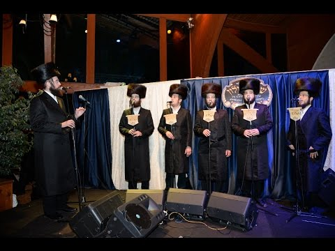 Malchus Choir - Baruch Haba | מקהלת 'מלכות' פותחת דינר: ברוך הבא