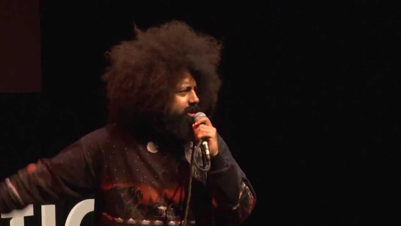 TEDxMidAtlantic 2011 - Reggie Watts - Our Search for Understanding