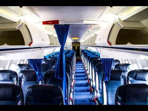 TRIPREPORT | KLM | ECONOMY | Frankfurt - Amsterdam | Fokker 70