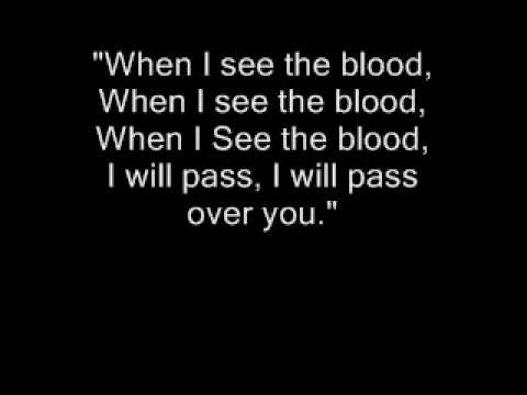 131 When I See The Blood - Melody