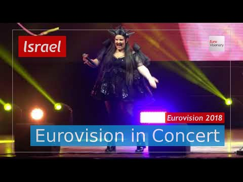 Israel Eurovision 2018 Live: Netta - TOY - Eurovision in Concert - Eurovision Song Contest 2018