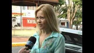 Jornal TV Sul • Entrevista sobre sorteio de prêmios da ACIG