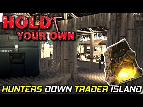 Hunters Down Trader Island and Forge |...