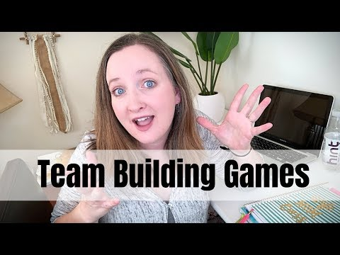 3 TEAM BUILDING Games For Kids