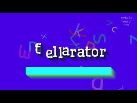"""How to say """"stellarator""""! (High Quality Voices)"""