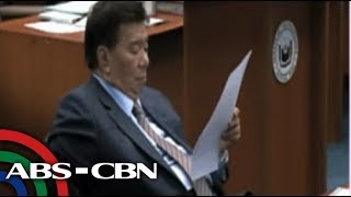 'Unconstitutional': Drilon hits plan to convene 'con-ass' without Senate