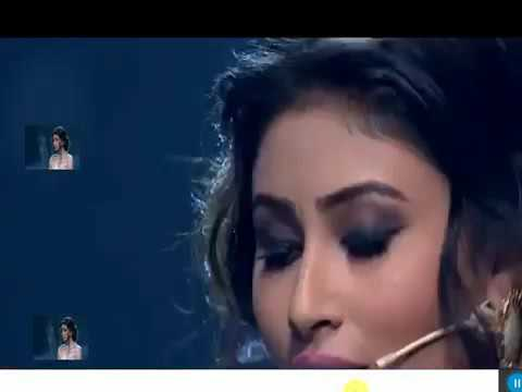 Mouni roy sing teri galiyan