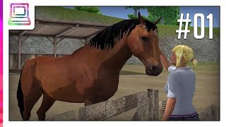 Riding Academy 2 (part 1) (Horse Game)