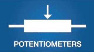 Potentiometers (Pots) - Electronics Basics 25