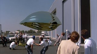 Flight of the Navigator - CGI Spaceship (1986)