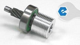 DeWALT Miter Saw Repair - Replacing the Pinion Shaft (DeWALT Part # N027131SV)