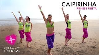 ZUMBA - CAIPIRINHA - FITNESS FIESTA(I'm extremely happy and excited to announce YogaFit Ibiza. The only resort based retreat in Ibiza. Click here for more information and to book: ..., 2010-11-15T04:58:39.000Z)