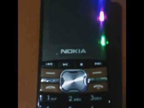 Nokia W800 player music