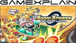 Sushi Striker: The Way of Sushido - Demo Livestream!