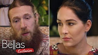 Trouble in Bella-dise? Brie & Bryan get deep about their relationship - Total Bellas Exclusive