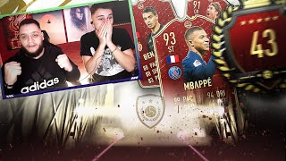 ΑΚΡΑΙΑ TOP 100 REWARDS ΜΕ MADNEY!!! #FIFA20 #ULTIMATETEAM #TOP100