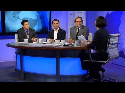 Programa completo Club de Prensa viernes -- 10/11/2017