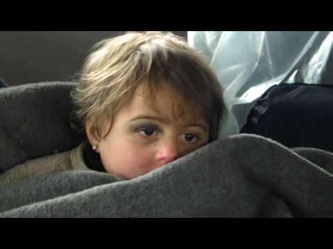 Winter in Aleppo   - SOS Children's Villages