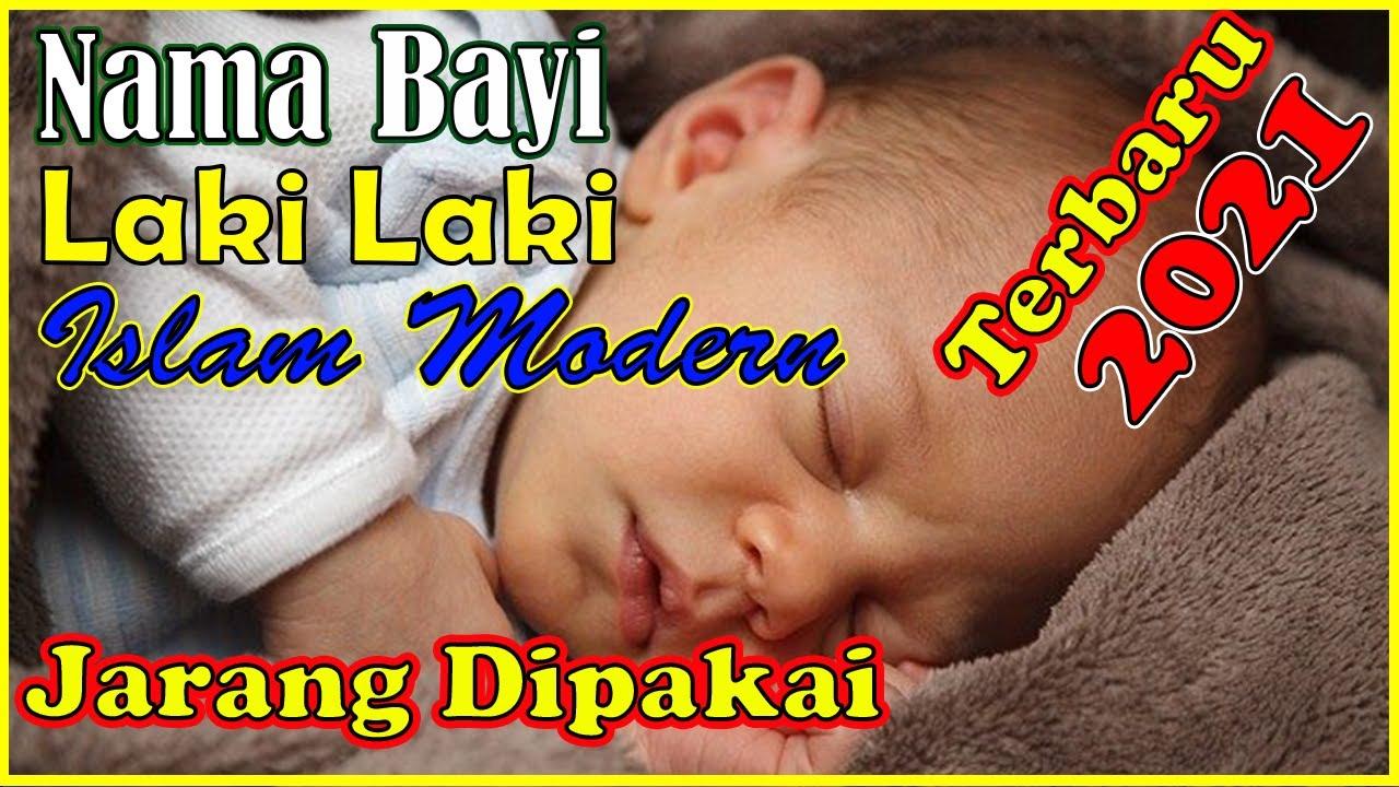 45 Nama Bayi Laki Laki Islam Modern Dan Artinya 2020 ...