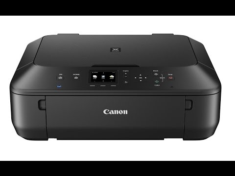 Canon Pixma MG5650 In The Test