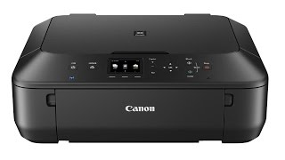 Canon Pixma MG5650 - UNBOXING