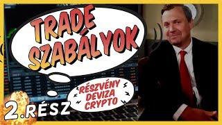 TŐZSDE - FOREX - CRYPTO  Kereskedés Szabályai 2