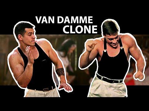 Vandamo šokis/ Van Damme dance (Parody)