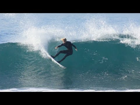 Surf HB Pier   December 11th   2017 (RAW)