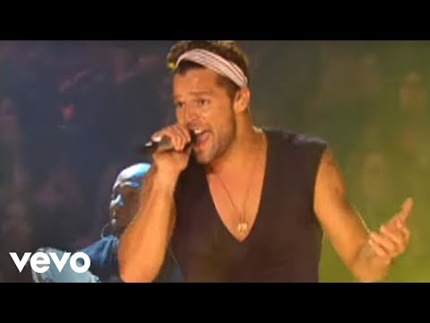 Ricky Martin - Pégate (Live)